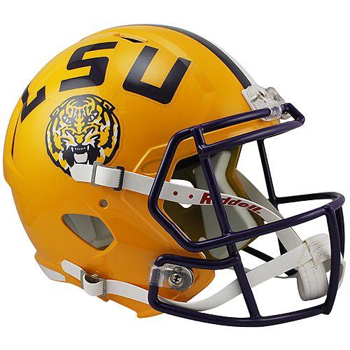 Riddell NCAA LSU Tigers Speed Replica Helmet