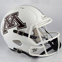 Riddell NCAA Minnesota Golden Gophers Speed Replica Helmet