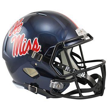 Riddell NCAA Ole Miss Rebels Speed Replica Helmet