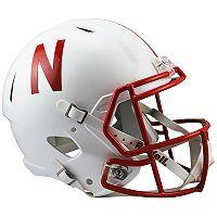Riddell NCAA Nebraska Cornhuskers Speed Replica Helmet