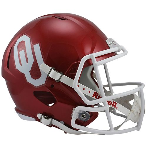 Riddell NCAA Oklahoma Sooners Speed Replica Helmet
