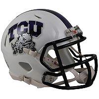 Riddell NCAA TCU Horned Frogs Speed Replica Helmet