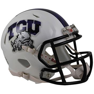 Riddell NCAA TCU Horned Frogs Speed Replica Helmet