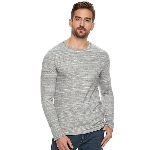 5fa922fcfde26 Men s Marc Anthony Slim-Fit Textured Soft Touch Crewneck Tee
