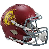 Riddell NCAA USC Trojans Speed Replica Helmet