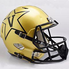 Riddell NCAA Vanderbilt Commodores Speed Replica Helmet