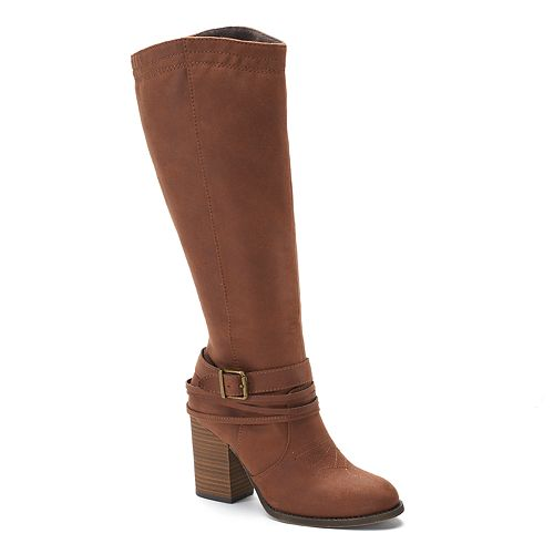 SO® Text Women's Tall Boots