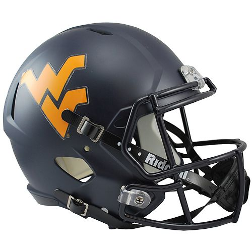 Riddell NCAA West Virginia Mountaineers Speed Replica Helmet