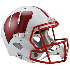 Riddell NCAA Wisconsin Badgers Speed Replica Helmet