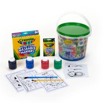 Crayola Creativity Kit PJ Masks