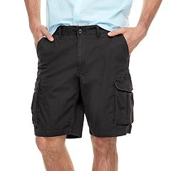 Big & Tall SONOMA Goods for Life™ Flexwear Modern-Fit Ripstop Stretch Cargo Shorts
