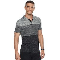 Men's Marc Anthony Slim-Fit Gradient Striped Polo