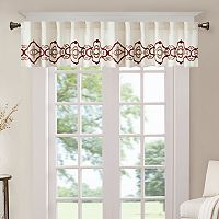 Bombay Minae Border Embroidered Valance