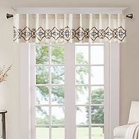 Bombay Minae Border Embroidered Window Valance