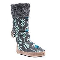 Women's MUK LUKS Winona Tall Boot Slippers