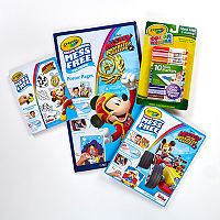 Disney's Mickey Mouse Mess-Free Color Wonder Bundle by Crayola