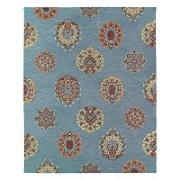 Kaleen Brooklyn Damask Wool Rug
