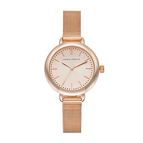 Laura Ashley Lifestyles Women's Mesh Watch