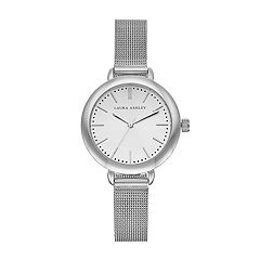 Laura Ashley Women's Mesh Watch