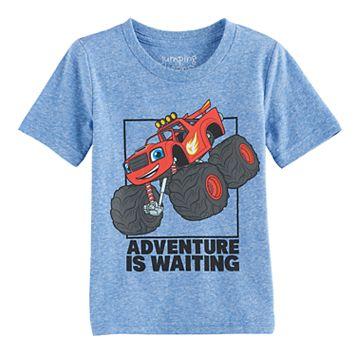 Toddler Boy Jumping Beans® Blaze & The Monster Machines