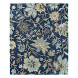 Kaleen Brooklyn Botanicals Floral Wool Rug