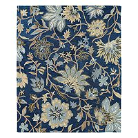 Kaleen Brooklyn Botanicals Floral Wool Rug