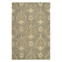 Kaleen Brooklyn Micha Floral Medallion Wool Rug