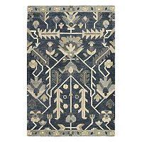 Kaleen Brooklyn Craftsman Floral Wool Rug