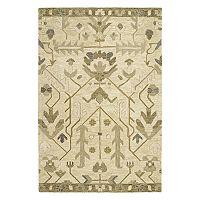Kaleen Brooklyn Craftsman Floral Wool Rug