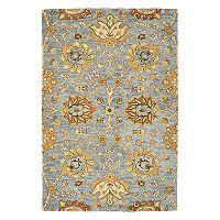 Kaleen Brooklyn Sedona Floral Wool Rug