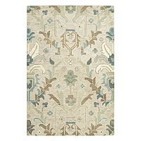 Kaleen Brooklyn Burlington Floral Wool Rug