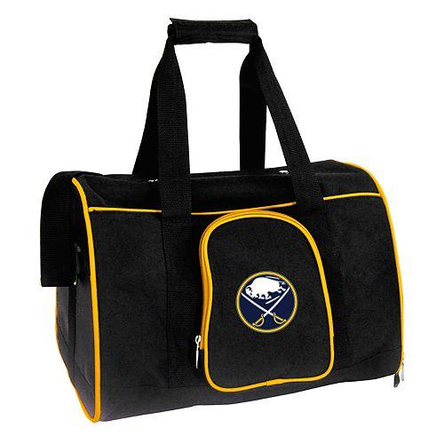 Mojo Buffalo Sabres 16-Inch Pet Carrier