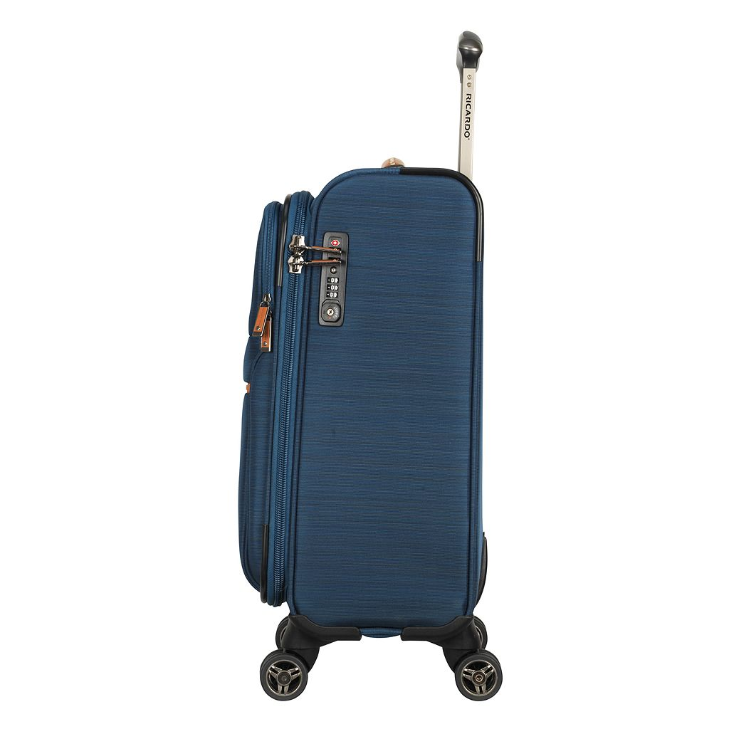 Ricardo San Marcos 19-Inch Carry-On Spinner Luggage