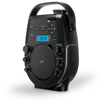 iLive Wireless Karaoke System & Projector