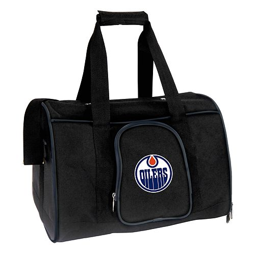 Mojo Edmonton Oilers 16-Inch Pet Carrier
