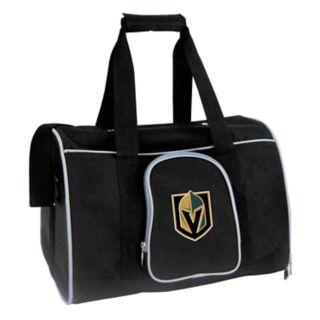 Mojo Vegas Golden Knights 16-Inch Pet Carrier