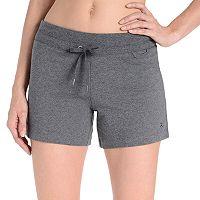 Women's Danskin Drawstring High-Waist Shorts