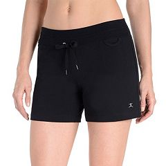 Women's Danskin Drawstring High-Waist Shorts