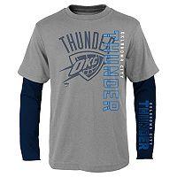 Boys 8-20 Oklahoma City Thunder Tee Combo Set