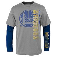 Boys 8-20 Golden State Warriors Tee Combo Set