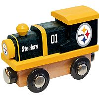 Pittsburgh Steelers Baby Wooden Train Toy