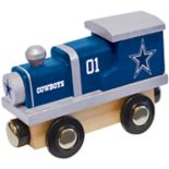 Dallas Cowboys Baby Wooden Train Toy