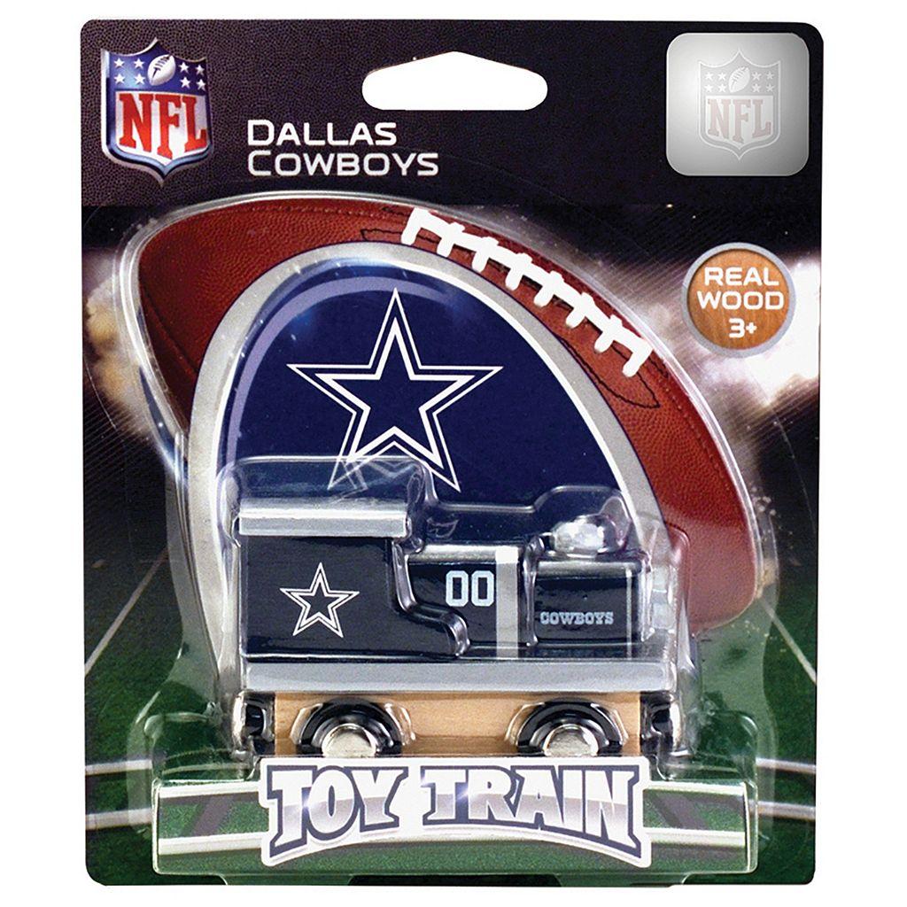 Dallas Cowboys Baby Wooden Train Toy