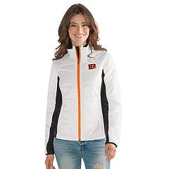 Women's Cincinnati Bengals Grand Slam Jacket