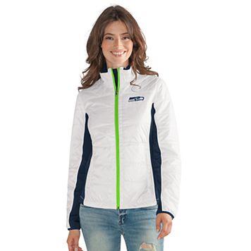 Women's Seattle Seahawks Grand Slam Jacket