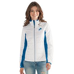 Women's Detroit Lions Grand Slam Jacket