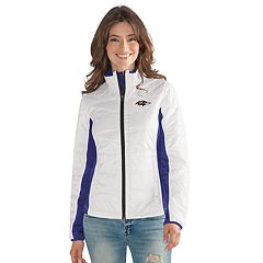 Women's Baltimore Ravens Grand Slam Jacket