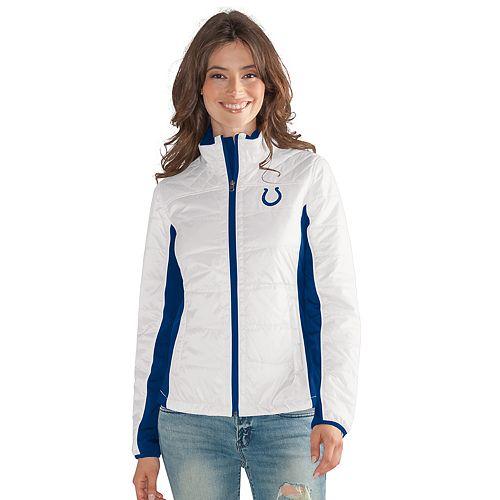 Women's Indianapolis Colts Grand Slam Jacket