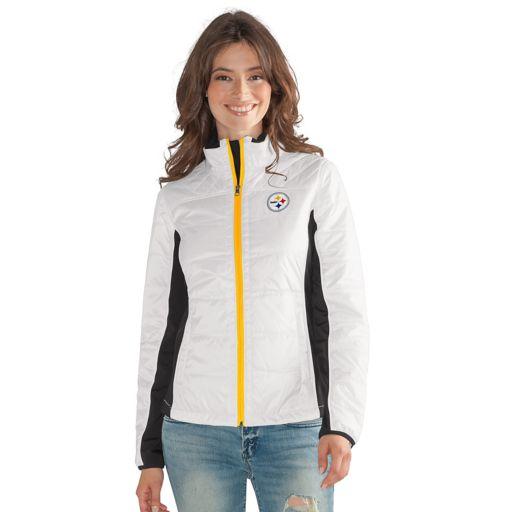 Women's Pittsburgh Steelers Grand Slam Jacket