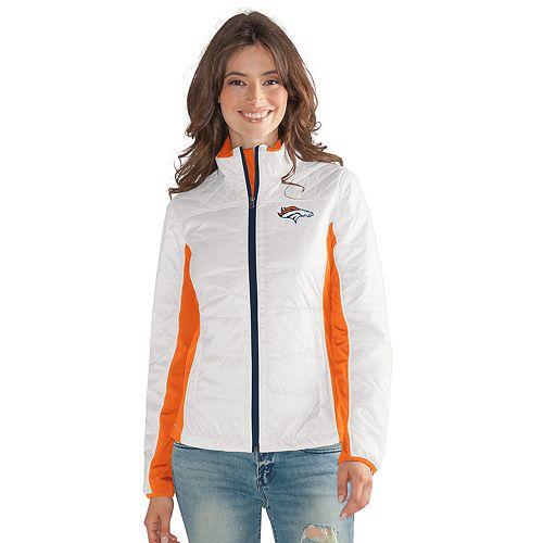 Women's Denver Broncos Grand Slam Jacket